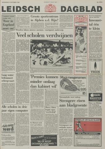 Leidsch Dagblad 1985-10-16