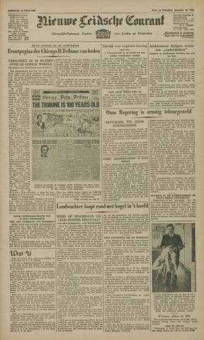 Nieuwe Leidsche Courant 1947-06-10