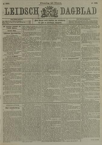 Leidsch Dagblad 1909-03-16