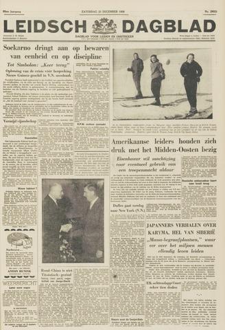 Leidsch Dagblad 1956-12-29