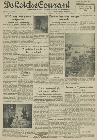 Leidse Courant 1949-10-14