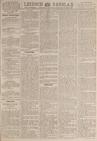 Leidsch Dagblad 1919-01-21
