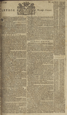 Leydse Courant 1759-06-29