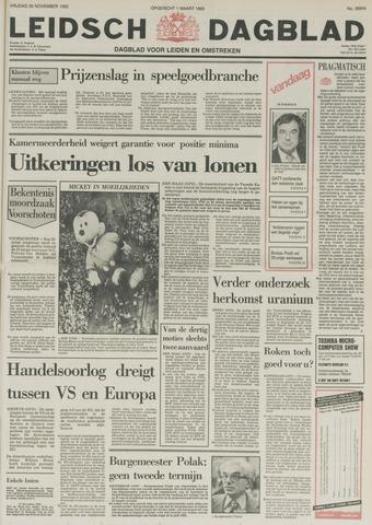 Leidsch Dagblad 1982-11-26