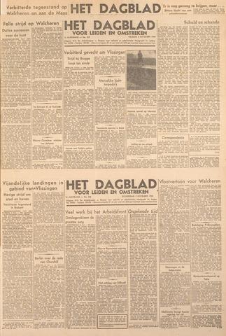 Dagblad voor Leiden en Omstreken 1944-11-02