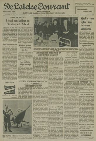 Leidse Courant 1964-01-18