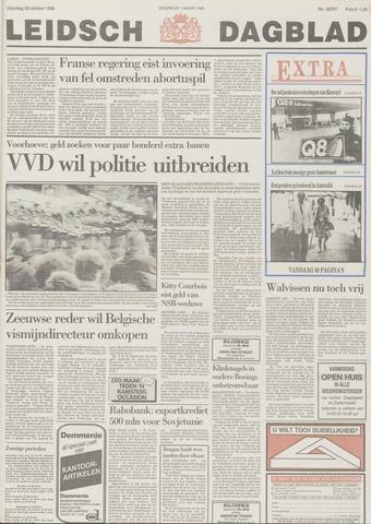 Leidsch Dagblad 1988-10-29