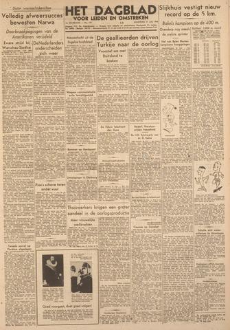 Dagblad voor Leiden en Omstreken 1944-07-31