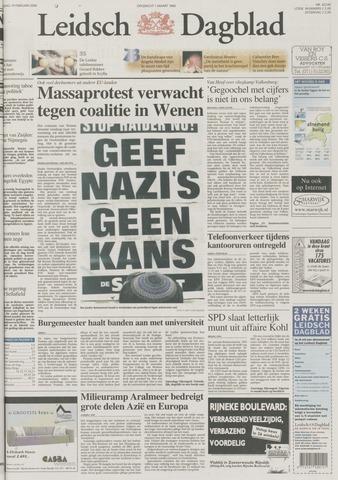 Leidsch Dagblad 2000-02-19