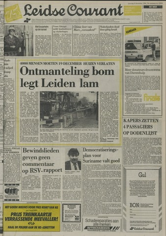 Leidse Courant 1984-12-08