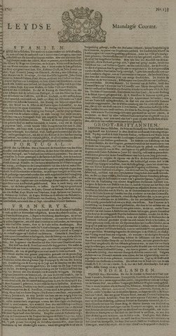 Leydse Courant 1725-11-05