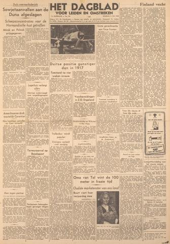 Dagblad voor Leiden en Omstreken 1944-07-04