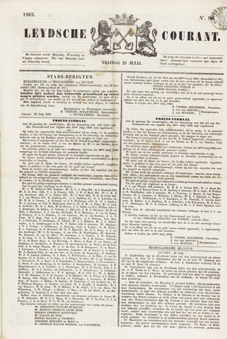 Leydse Courant 1865-07-21
