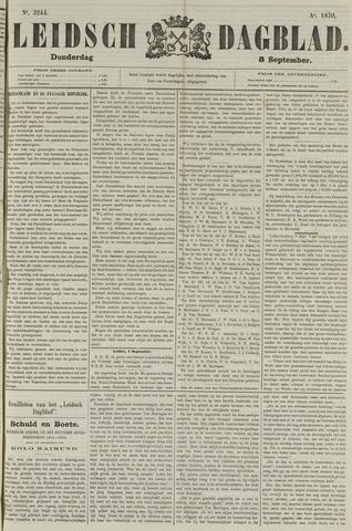 Leidsch Dagblad 1870-09-08