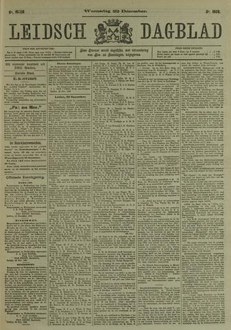 Leidsch Dagblad 1909-12-22