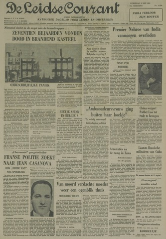 Leidse Courant 1964-05-27