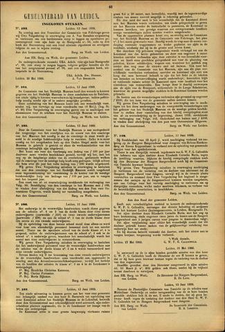 Handelingen van de Raad 1889-06-13