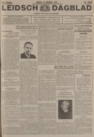 Leidsch Dagblad 1938-08-16