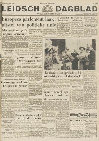 Leidsch Dagblad 1962-05-10