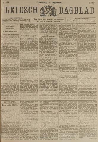 Leidsch Dagblad 1907-08-17