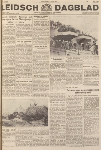 Leidsch Dagblad 1951-06-06