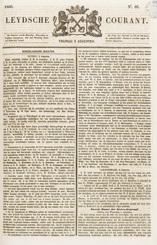 Leydse Courant 1860-08-03
