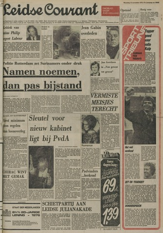 Leidse Courant 1976-11-15