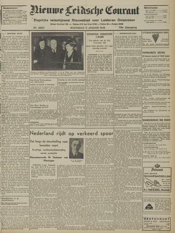 Nieuwe Leidsche Courant 1939-01-11