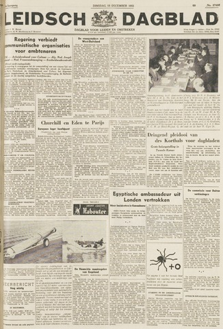 Leidsch Dagblad 1951-12-18