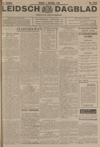 Leidsch Dagblad 1938-12-02