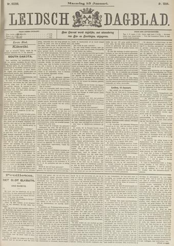 Leidsch Dagblad 1894-01-15