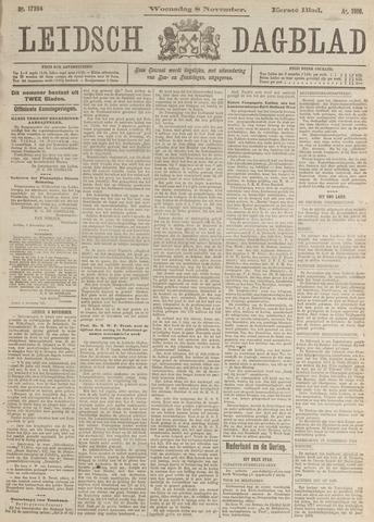 Leidsch Dagblad 1916-11-08