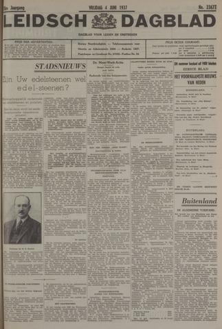 Leidsch Dagblad 1937-06-04