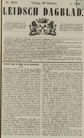 Leidsch Dagblad 1866-10-26