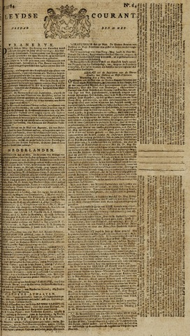 Leydse Courant 1784-05-28