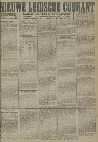 Nieuwe Leidsche Courant 1921-08-26