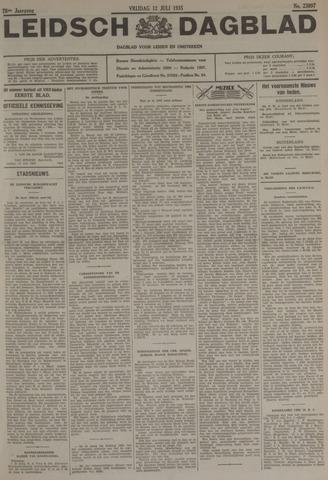 Leidsch Dagblad 1935-07-12
