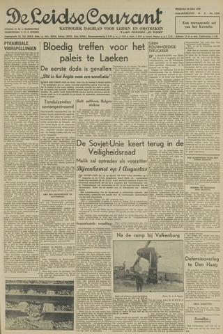 Leidse Courant 1950-07-28