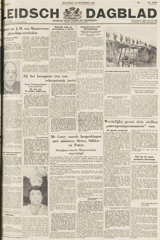 Leidsch Dagblad 1951-11-19