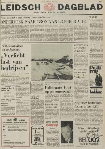 Leidsch Dagblad 1974-09-24