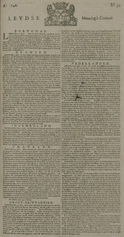Leydse Courant 1740-08-01