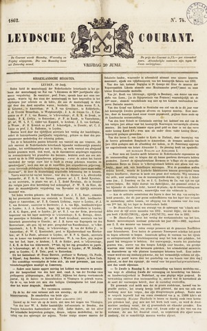 Leydse Courant 1862-06-20