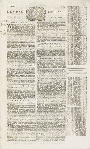 Leydse Courant 1818-07-15