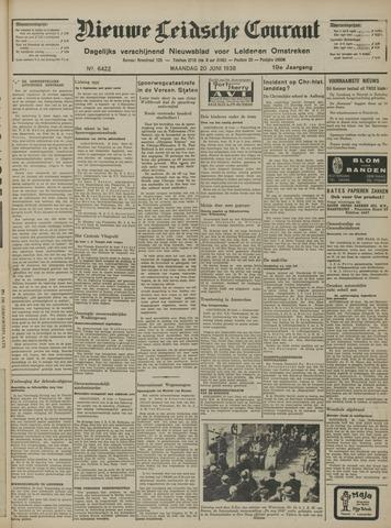 Nieuwe Leidsche Courant 1938-06-20