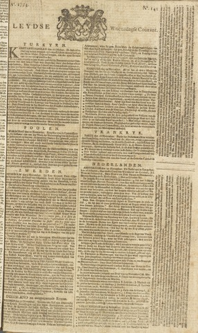 Leydse Courant 1773-11-24