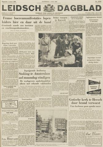 Leidsch Dagblad 1961-07-01
