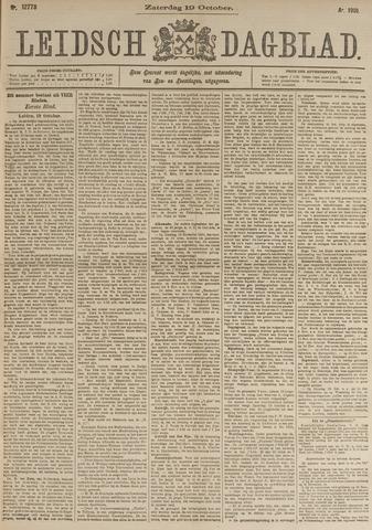 Leidsch Dagblad 1901-10-19