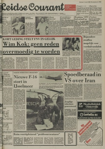 Leidse Courant 1980-03-11