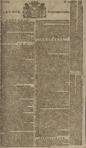 Leydse Courant 1765-02-13