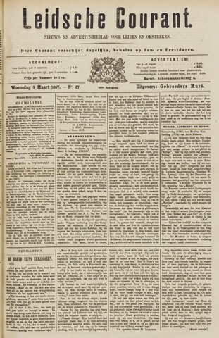 Leydse Courant 1887-03-09